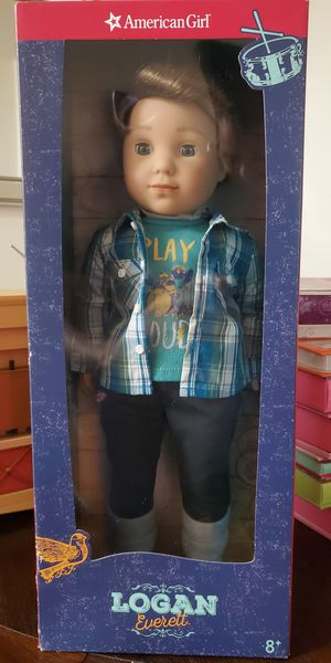 American girl doll logan for Sale in Los Angeles, CA