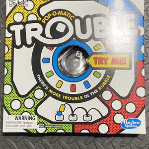 Trouble Game for Sale in Saint Paul, MN