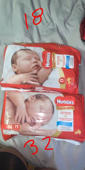 Baby diapers for Sale in Portland, OR