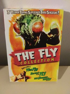 the fly dvd collection for Sale in Los Angeles, CA