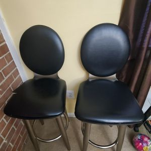 Leather Bar Stools for Sale in Gaithersburg, MD