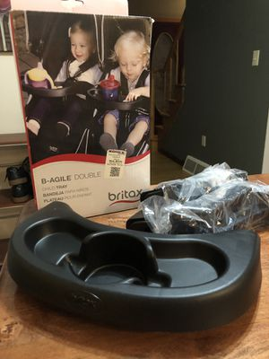 Britax B-Agile stroller child tray for Sale in Erie, PA