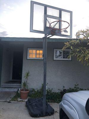 Basketball ball hoop for Sale in Fullerton, CA
