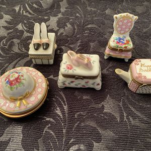 Limoge China Collectibles From France for Sale in Henderson, NV