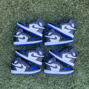 Jordan 1 Royal Toes Gs for Sale in Las Vegas, NV