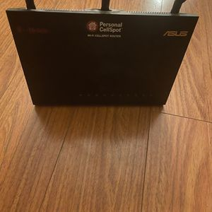 Like New Asus TM-AC1900 Dual band 4 Port Gigabit Wireless Router for Sale in Hacienda Heights, CA