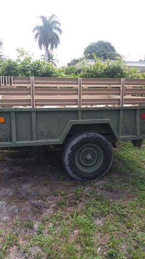 Dump trailer for Sale in Hollywood, FL
