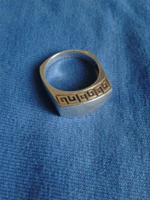 vintage .999 silver ring for Sale in Houston, TX