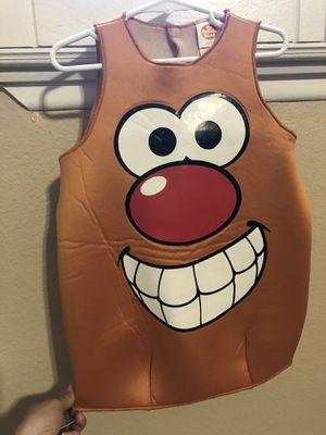 Me potato head costume size 4t for Sale in Las Vegas, NV