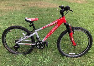 "Kids - Trek MT220 - Mountain Bike- VERY NICE- 21 Speed - Boys/ Girls - Quality - 24"" Tires- RED for Sale in Cumming, GA"