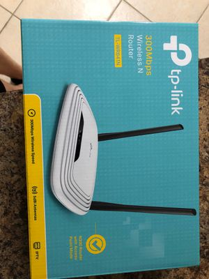 tp-link wifi router for Sale in Pinellas Park, FL
