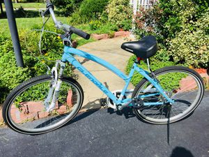 10 speed bike. Used 1 time and daughter wanted a different one. for Sale in Chesterfield, VA