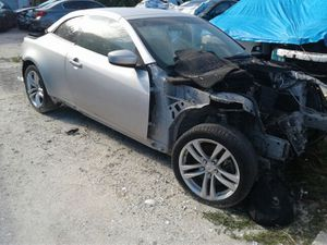 2008-2013 INFINITI G37 PARTS COUPE/CONVERTIBLE for Sale in Orlando, FL
