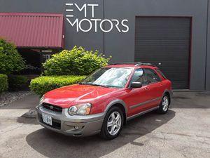 2004 Subaru Impreza Wagon for Sale in Milwaukie, OR