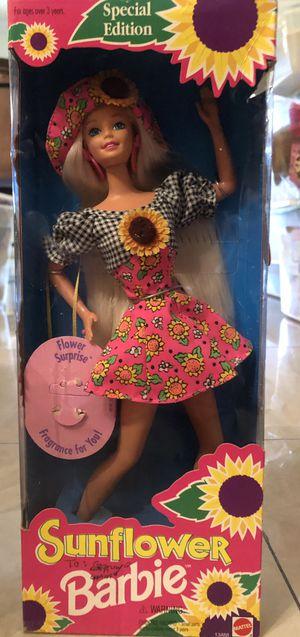 Sunflower Barbie for Sale in Hialeah, FL