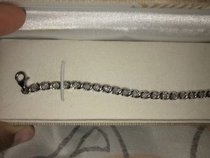 Diamond bracelet for Sale in Hyattsville, MD