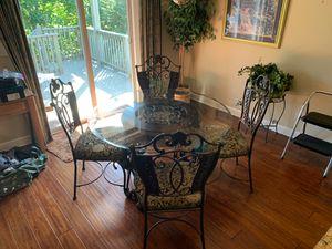Breakfast Table Set for Sale in Hendersonville, TN