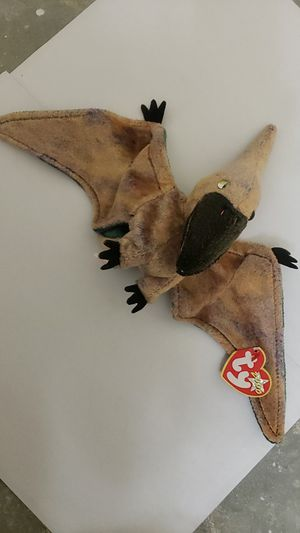 """Swoop""-Pterodactyl Ty Beanie Baby for Sale in Fort Lauderdale, FL"
