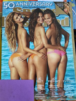 50th Anniversary Sports Illustrated Swimsuit Edition for Sale in Inglewood, CA