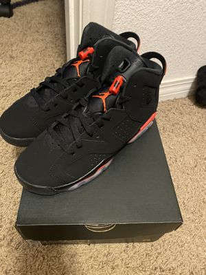 Jordan 6 Retro Infrared 7 for Sale in Perris, CA
