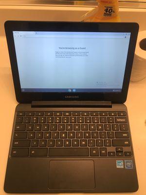 Samsung ChromeBook for Sale in Sacramento, CA