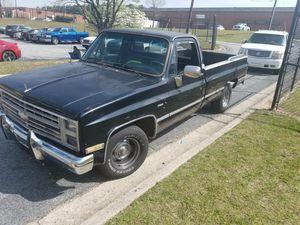 Chevy truck 1986 c10 for Sale for sale  Ellenwood, GA