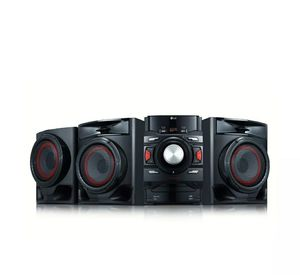 Wireless Powerful Large Bluetooth Audio Stereo System Speaker Radio Cd Player LG for Sale in Casselberry, FL