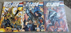 G.I. Joe A Real American Hero comics re-issue collection for Sale in Glendale, CA