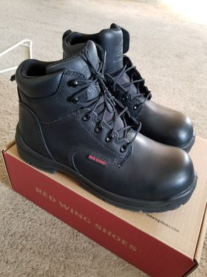 Red wing work boots for Sale in Pomona, CA