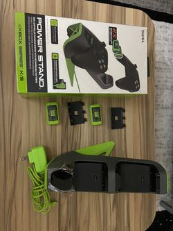 Controller Stand And Rechargeable Batteries  for Sale in Los Angeles, CA