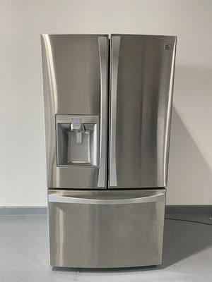 Refrigerator Stainless Steel Kenmore for Sale in FL, US