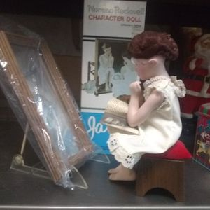 Norman Rockwell Character Doll Jane for Sale in Las Vegas, NV