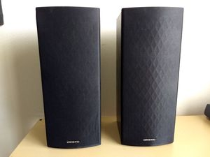 ONKYO Bookshelf Speakers for Sale in Heathrow, FL