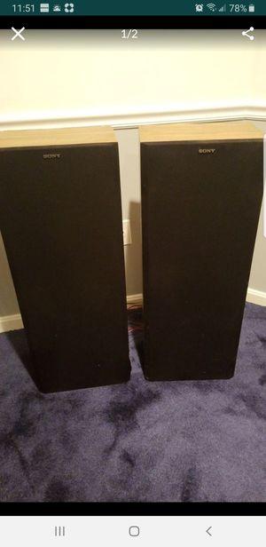 Sony Speakers for Sale in Abingdon, MD