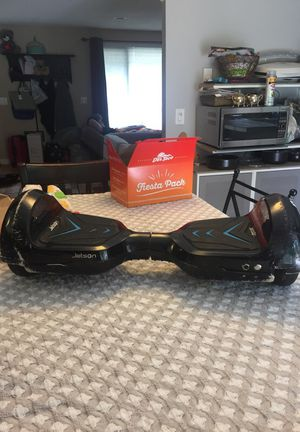 Jetson Bluetooth hoverboard for Sale in Vancouver, WA