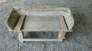 Antique (1800's) covered wagon seat $80 for Sale in Durham, NC