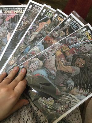 Waking dead comics 6 magazines for Sale in Newington, CT