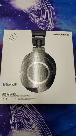 Audio-technica ATH-M50XBT for Sale in Columbus, OH