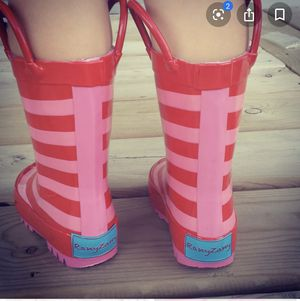 Ranyzany girls rain boots new size 13 for Sale in Moreno Valley, CA