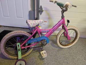 """Trek 16"""" girl bike for Sale in Skillman, NJ"""