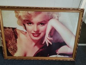 Marilyn Monroe, pic, 30 by 40 for Sale in Millville, NJ