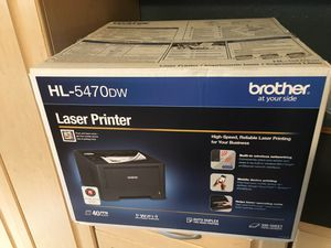 Brother printer in excellent shape for Sale in Meridian, ID