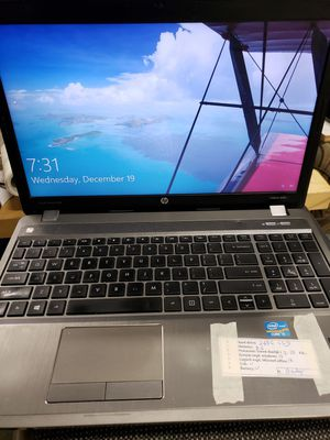 "HP Probook 4540s Intel Core i5 15.6"" Notebook Laptop 8GB 256GB for Sale in District Heights, MD"