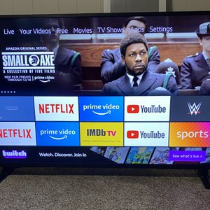 55 Inch Insignia Tv 4K for Sale in Aurora, CO