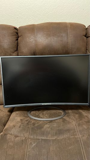 Sceptre 24inch curved monitor for Sale in Wildomar, CA