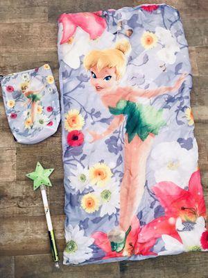 Disney Fairies - Tinkerbell - Sleeping Bag for Sale in Grand Island, FL