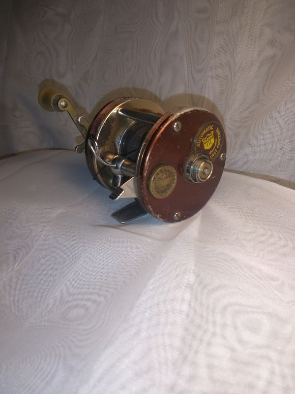 Vintage Heddon Heritage 30 fishing reel Automatic Cast Control Mark III