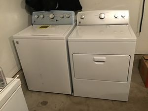 Kenmore washer and dryer set for Sale in Kent, WA