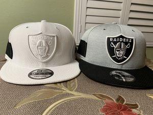 2 Raider Hats for Sale in Anaheim, CA