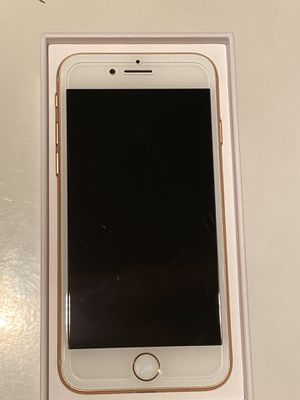 iPhone 8 Rose Gold 64gb for Sale in Riverside, CA